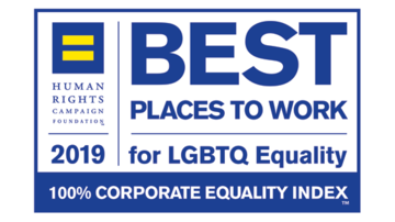 2019 Corporate Equality Index (CEI) logo