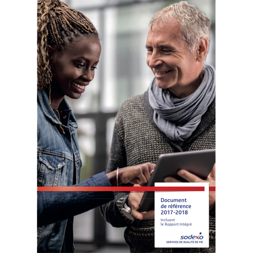 Sodexo's Fiscal 2018 Registration Document
