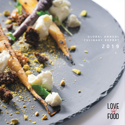 Sodexo's Global Annual Culinary Report 2018