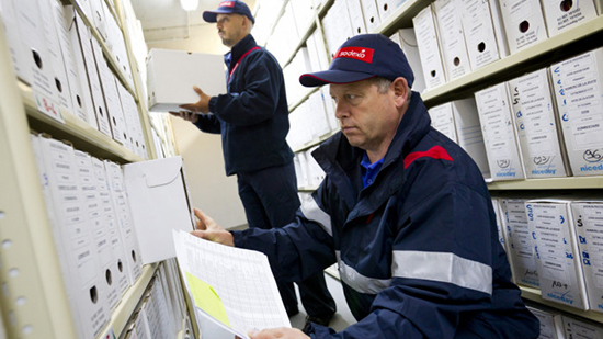workers organizing documents