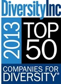 Sodexo Number One on the Top 50 Companies for Diversity List