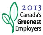 Top Green Employer Hat Trick for Sodexo Canada