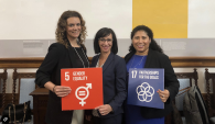 Sodexo Canada's unique approach to gender balance earns spot in first edition of emerging practice guide for United Nation's Sustainable Development Goals