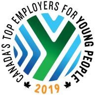 Sodexo named one of Canada's 2019 Top Employers for Young People