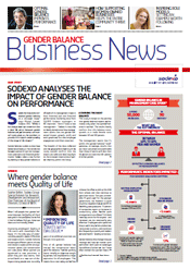 Gender Balance Business News 2015